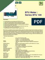 BTU meter | Manas Microsystems Pvt. Ltd.