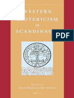 Western Esotericism in Scandinavia