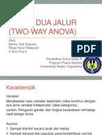 presentasi uji Anova 2 jalur PAKE SS.pptx