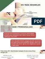 HIV Pd Kehamilan