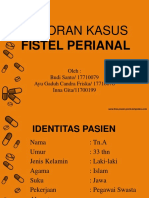 Lapsus Fistul Perianal