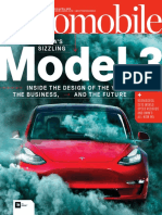 Automobile - April 2018 USA