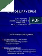 Hepatobilier Drug