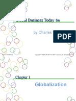 Hill Gbt6e PPT Chapter01 Globalization