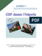 _Pla Específic d'Organització de Jornada Escolar. CEIP JAUME I 46015630