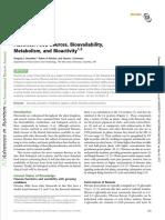 Flavones_Food Sources, Bioavailability