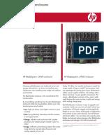 HP BladeSystem C-Class Enclosures