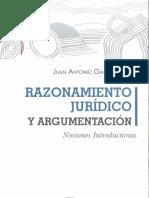 Razonamiento Jurídico y Argumentación - Juan Antonio García Amado