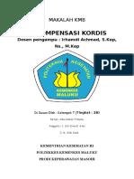 KMB Gagal Jantung ( Dekompensasi Kordis )