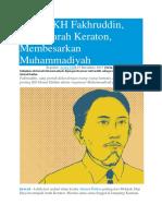 Tirto.id - Membesarkan Muhammadiyah