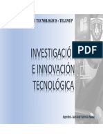 Sesion 06-Investigacion Tecnologica
