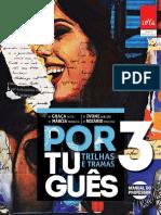 #Português - Trilhas e Tramas Vol. 3 (2016) - Editora Leya (1)