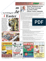 Platinum Gazette 30 March 2018