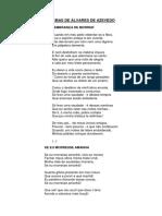 Poemas de Álvares de Azevedo