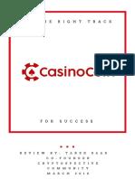 CasinoCoin - A CryptoSpective Review