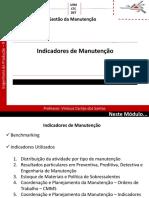 Módulo 4.0 - Indicadores de Manutenção