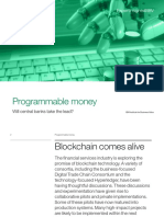 Programmable Money