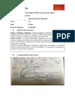 Ignacia Henriquez Plan de Intervención Caso Trayectoria