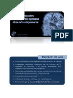 PROGRAMA Curso Introduccion Neurociencia 2016