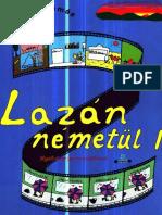 Lazan Nemetul 1. Nyelvkonyv Kezdoknek - Budapest - Studium BT 2004