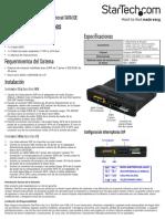 Manual Starchet Adaptador Ide Sata - Pata2sata3