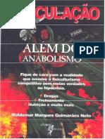 Musculação - Além Do Anabolismo - Waldemar Guimarães