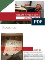 LEGALO - Company Profile