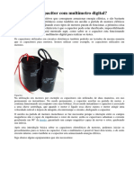Capacitor,Como testar com multímetro digital,b.docx