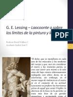 Lessing Laocoonte