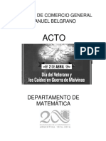 ACTO 2 DE ABRIL