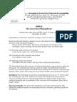 Sample Church Board Minutes