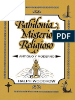 Babilonia Misterio Religioso Antiguo y Moderno, Ralph Woodrow (1)