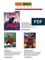 372707806 NOVEDADES Panini Comics Para Abril 2018