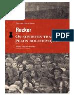 Rudolf Rocker Os Sovietes Traidos Pelos Bolcheviques