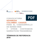 27.03 TDR - New Media COLOMBIA - CANADÁ 2018 PAD