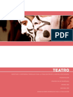Teatro - Diseño Curricular Gob Bs As