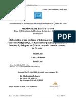 Elaboration d'Un Systeme d'Inf - ABBADI Hanae_1022