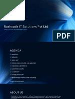 Rushcode Profile