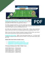 Prediksi Inter Milan vs Hellas Verona 31 Maret 2018