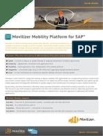 Movilizer Mobility Platform for SAP