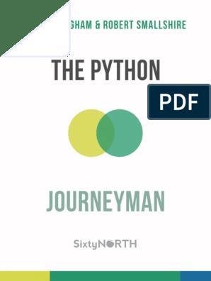 Python Journeyman | Inheritance (Object Oriented Programming