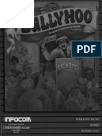 Ballyhoo - Manual