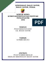 Kursus Kepimpinan Sk Bagan Datoh