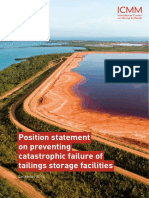 2016 Icmm Ps Tailings Governance