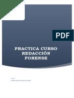 Practica Civil Práctica Forense