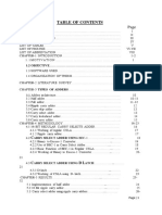 Projectreportondesignimplementationofhighspeedcarryselectadder 150515065806 Lva1 App6891