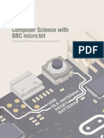 Computer science witth BBC Microbit