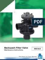 IR 3x3 350 P Maintenance Manual