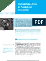 Skook 9 Química Analítica Cap 4