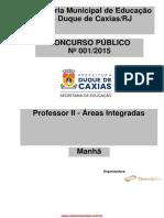 Professor II Reas Integradas